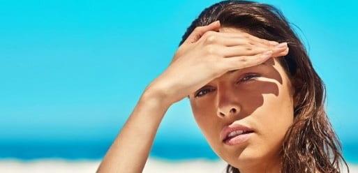 خودداری از قرار گرفتن در معرض نور مستقیم آفتاب برای افزایش تأثیر و ماندگاری بوتاکس