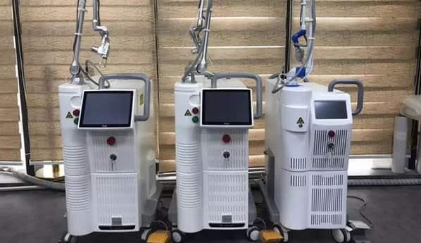 در کلینیک لیزر موهای زائد از چه دستگاههایی استفاده میشود؟