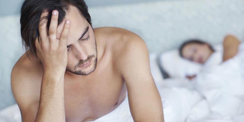 علت و درمان شق و راست نشدن آلت تناسلی (اختلال نعوظ) در مردان